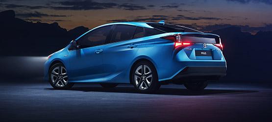 Toyota Prius exterieur