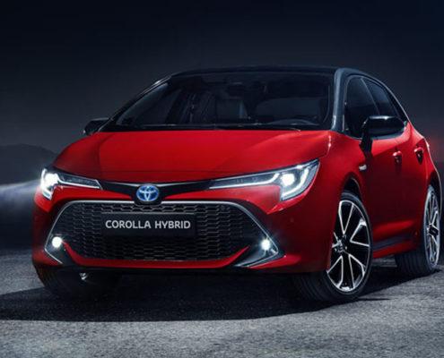 Garage Ramaker Naar de modellen van Toyota