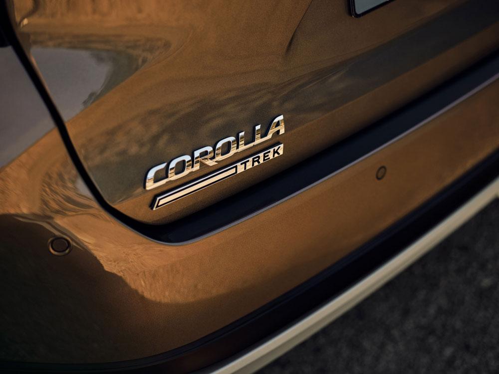 Corolla-TREK