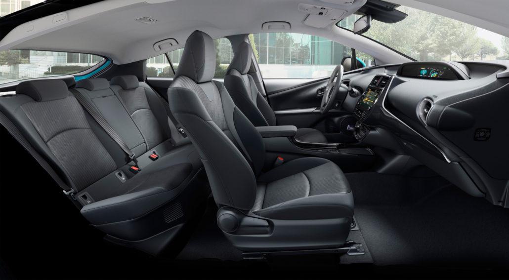 Toyota-vernieuwt-zuinigste-Prius-ooit