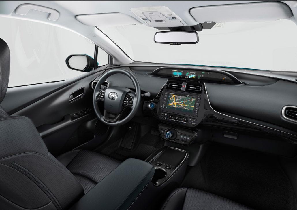 Toyota-vernieuwt-zuinigste-Prius