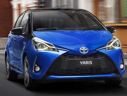 Toyota Hybride occasions