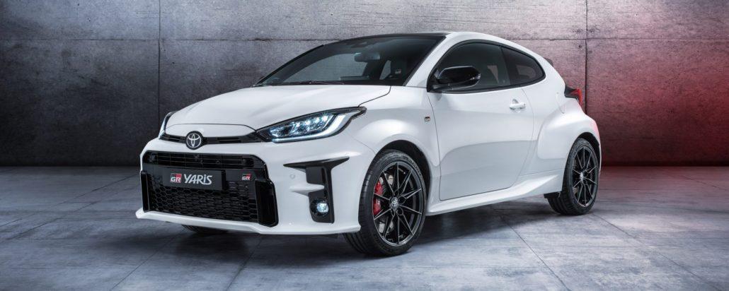 Garage Ramaker nu te bestellen de High-performance-Toyota-GR-Yaris