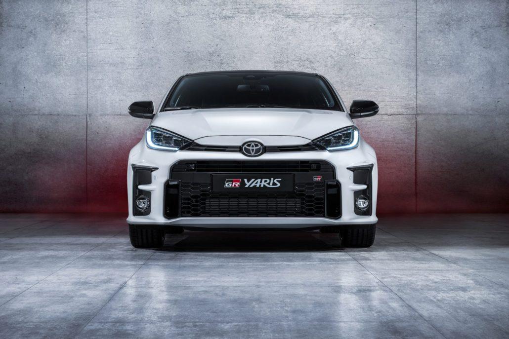 Toyota High-performance-GR-Yaris