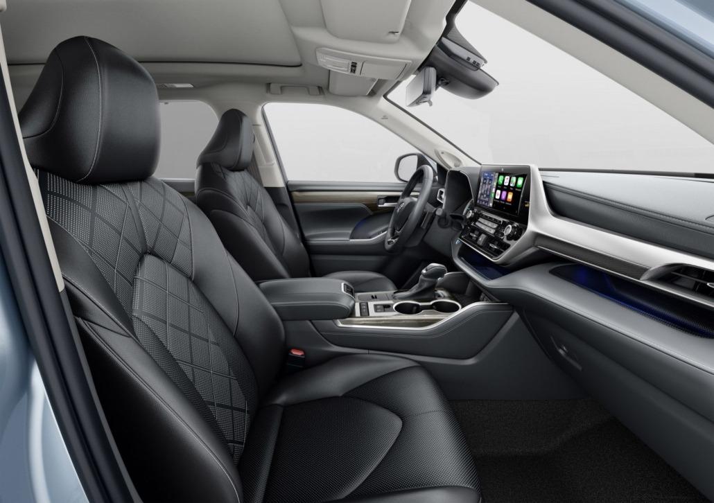Toyota-Highlander-interieur