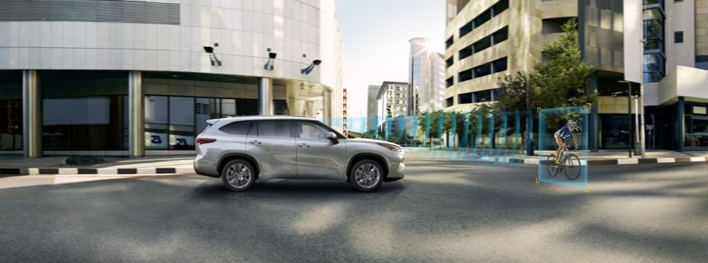 Toyota-Highlander-veiligheid voorop